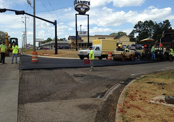 South Parkway Intersection Improvments